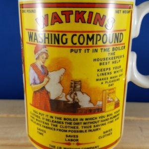 Heritage Collection MUG Washing Compound VTG